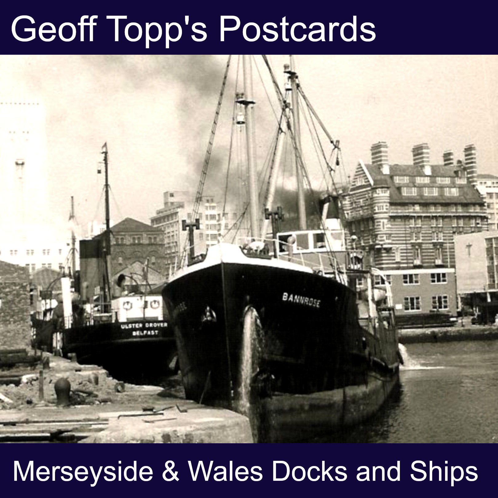 Geoff Topp Postcards
